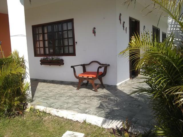 Casa de praia toda mobiliada a 80m da praia de Ponta Negra marica e em frente a lagoa - Foto 19