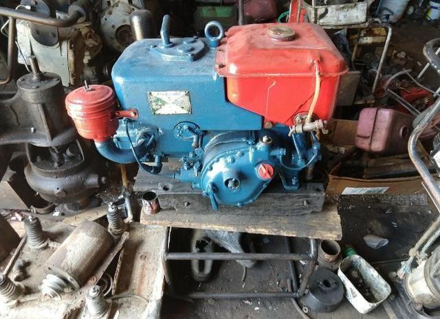 Motor yanmar B-9 diesel - Foto 2