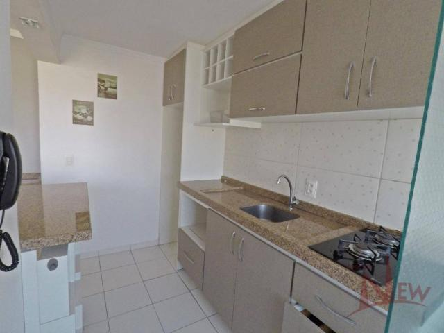 Apartamento 02 quartos no Bom Jesus, São José dos Pinhais - Foto 10