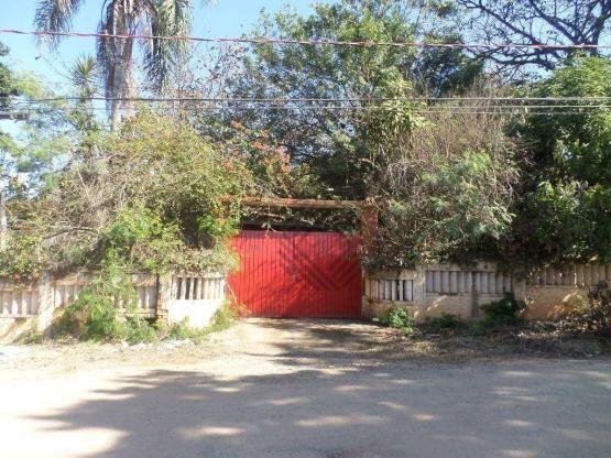 Chácara com 2 dormitórios para alugar - jardim tatiana - sorocaba/sp