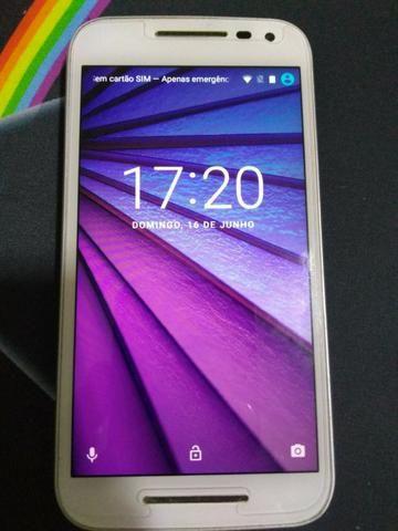 Celular Moto G 3 Dual chip colors TV HD 16 GB