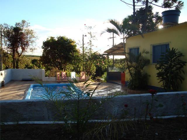 Chácara residencial à venda, área rural, salto de pirapora - ch0126. - Foto 2