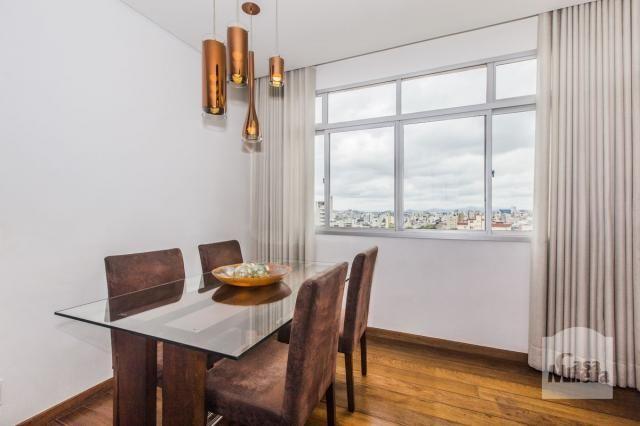 Apartamento à venda com 3 dormitórios em Nova suissa, Belo horizonte cod:257771 - Foto 8