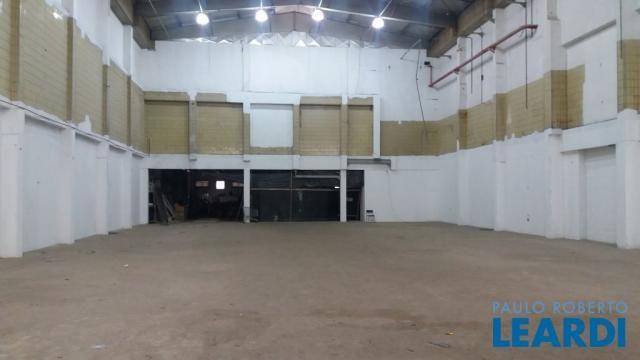 Galpão/depósito/armazém para alugar em Belenzinho, São paulo cod:591272