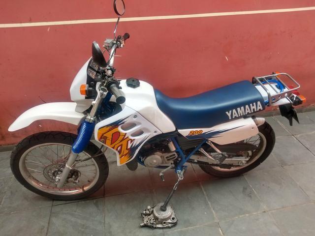 Yamaha DT 200 R dt 200r
