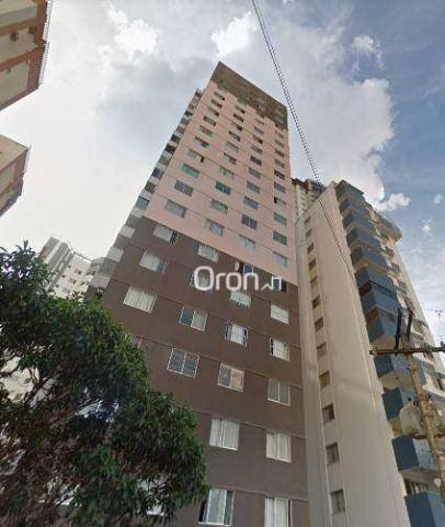Apartamento com 2 dormitórios à venda, 63 m² por R$ 180.000,00 - Setor Bueno - Goiânia/GO