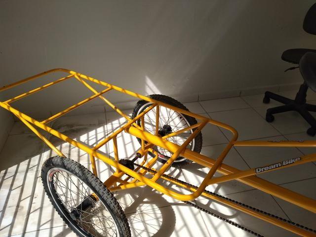 Bicicleta pra uso em diversos tipos de trabalhos - Foto 3