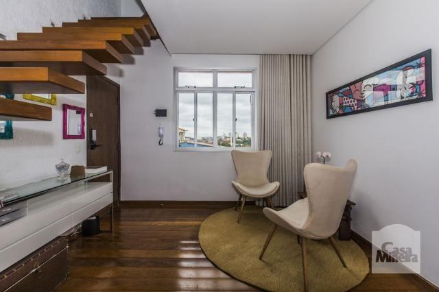 Apartamento à venda com 3 dormitórios em Nova suissa, Belo horizonte cod:257771 - Foto 4