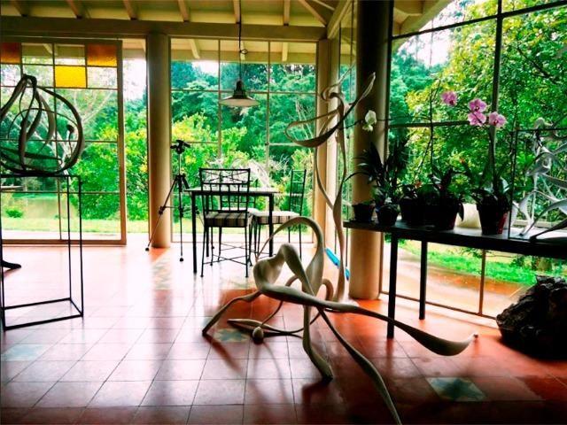 Sitio com Residência diferenciada, com arte e tecnologia outras informações MLocal Imoveis - Foto 13