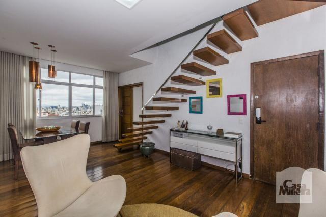 Apartamento à venda com 3 dormitórios em Nova suissa, Belo horizonte cod:257771 - Foto 3