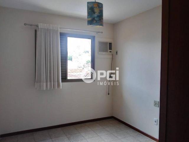 Apartamento com 2 dormitórios para alugar, 82 m² por R$ 1.100/mês - Santa Cruz - Ribeirão  - Foto 9