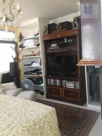 Apartamento com 3 dormitórios à venda, 100 m² por R$ 260.000 - Papicu - Fortaleza/CE - Foto 11