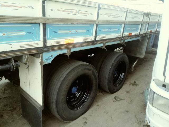 Vende-se caminhão vw 14.220 no ponto de transferir - Foto 4