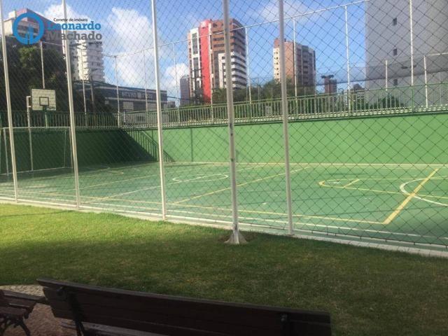 Apartamento com 3 dormitórios à venda, 150 m² por R$ 930.000 - Aldeota - Fortaleza/CE - Foto 18