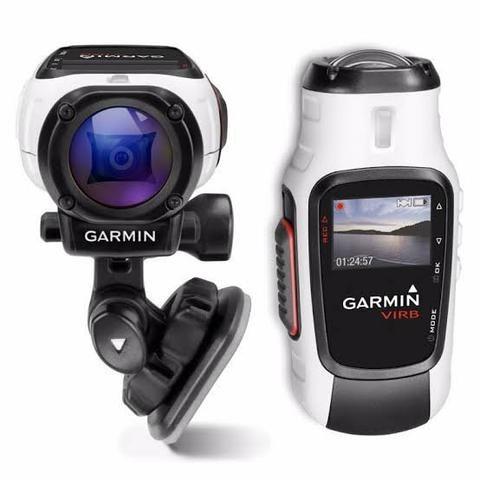 Câmera esportiva Garmin elite virb GPS / wifi