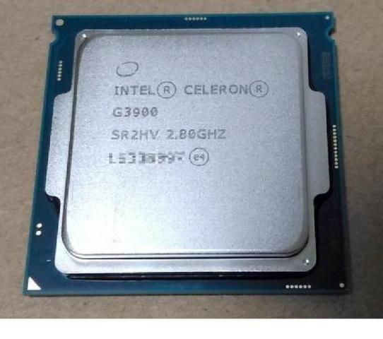Kit Placa Mãe / Processador Intel G3900 2.80GHz - Foto 3