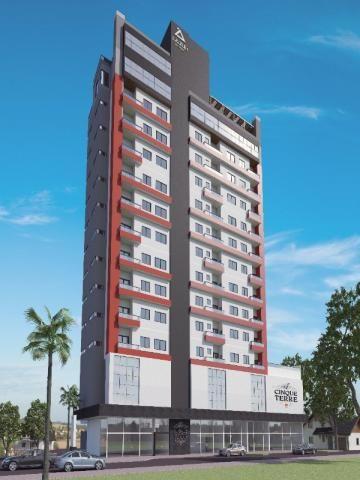 Apartamento à venda com 1 dormitórios em Tabuleiro, Camboriú cod:AP00889