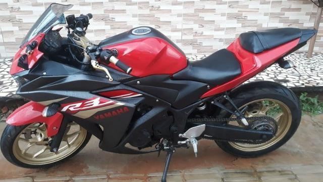 ''Moto Yamaha Yzf R-3 321 Cilindradas 2015/2016'' - Foto 3