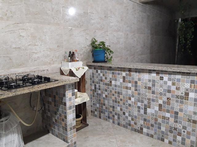 Casa Nova (Parque Eldorado em Caxias). 2 quartos, espaço gourmet, terraço coberto - Foto 18