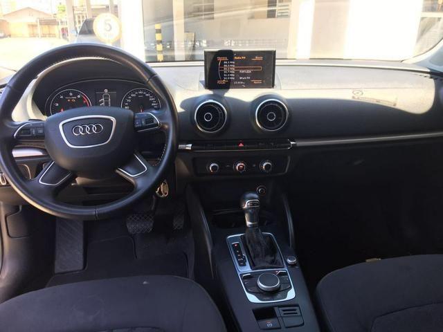 Vendo ou troco Audi A3 Sportback 1.4 turbo 2014/2014 novo - Foto 5