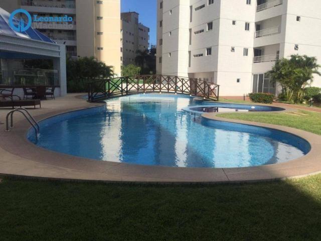 Apartamento com 3 dormitórios à venda, 150 m² por R$ 930.000 - Aldeota - Fortaleza/CE - Foto 2