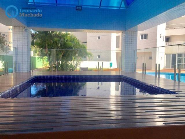 Apartamento com 3 dormitórios à venda, 150 m² por R$ 930.000 - Aldeota - Fortaleza/CE - Foto 3