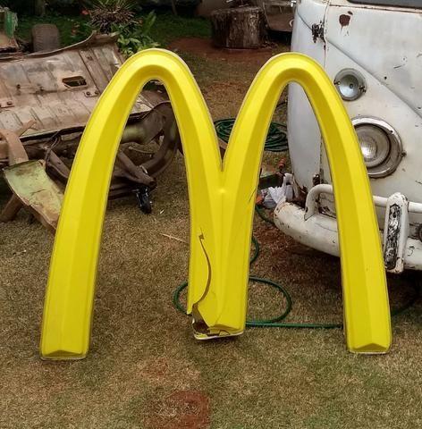 Placa Luminosa McDonalds - Foto 5