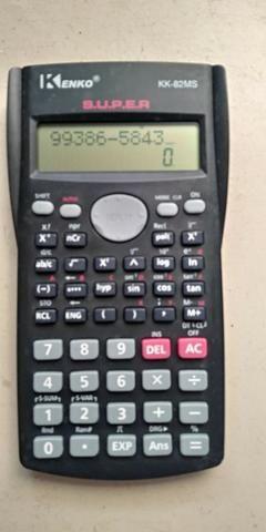 Calculadora científica - Foto 4