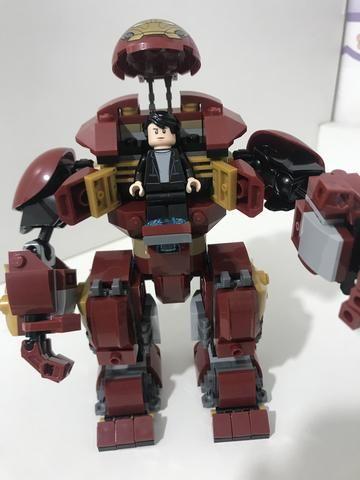 Lego marvel hulkbuster - Foto 6