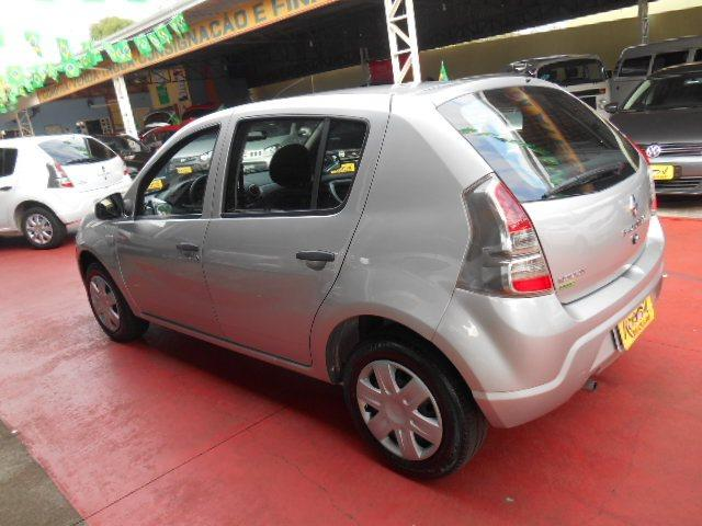RENAULT SANDERO 2014/2014 1.6 EXPRESSION 8V FLEX 4P MANUAL - Foto 6