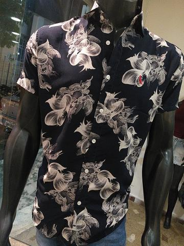 Camisa Floral Masculina atacado e varejo - Foto 5