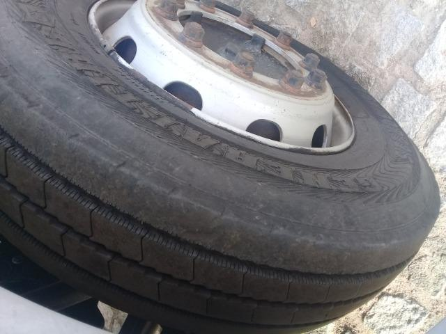 Caminhão atego 1418 - Foto 4