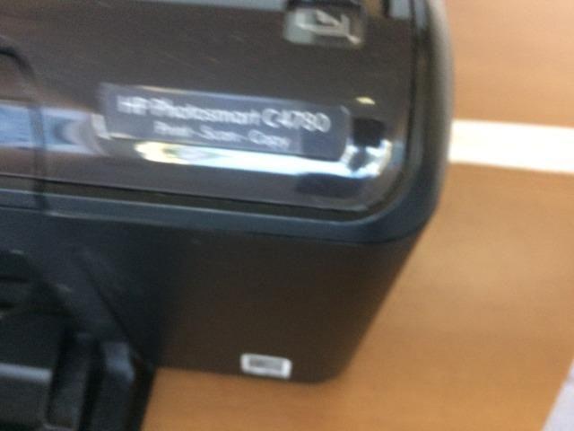 Impressora HP Photosmart C4780 - Foto 5