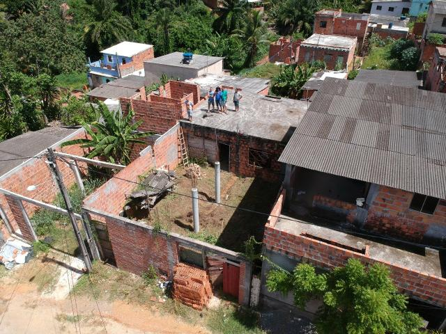 Vendo esta casa em construção - Foto 6