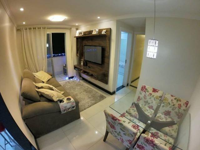Apartamento 2 quartos com suíte, no condomínio Recreio das Palmeiras - Foto 2