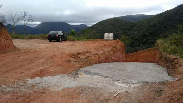 Terreno 1000 m2 escritura rgi em teresópolis albuquerque cercado de muita natureza - Foto 7
