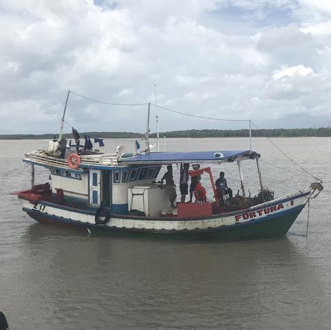 Barco de pesca 9toneladas