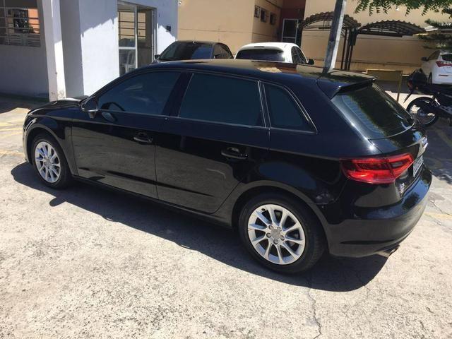 Vendo ou troco Audi A3 Sportback 1.4 turbo 2014/2014 novo - Foto 3