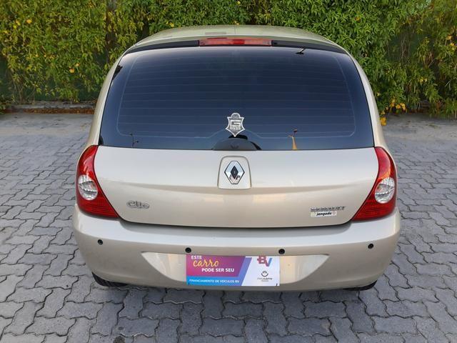 Renault clio 2011 apenas km 84.000 originais !! - Foto 6