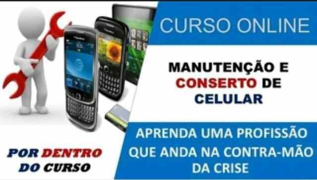 Curso manutenção de celular/curso online - Foto 4