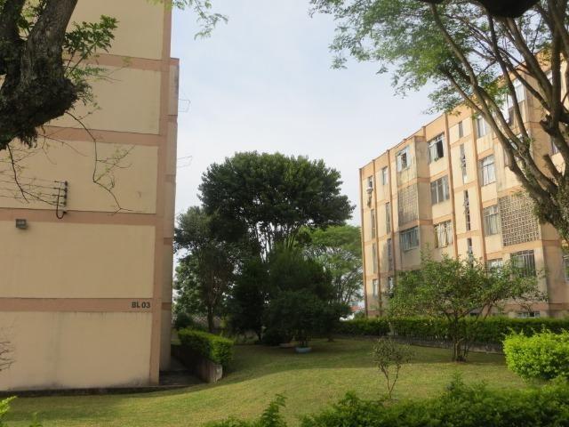 Apartamento com 02 quartos - conjunto Rondon - CIC - Térreo - Foto 4