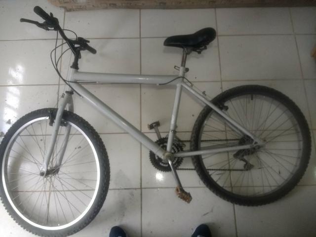 Bicicleta simples entrego só na região de Quatro Barras