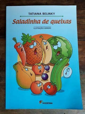Livros infantis e escolar - preços de 10,00 e 15,00 - Foto 3