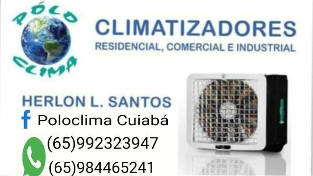 Climatizadores evaporativos Pólo clima - Foto 4