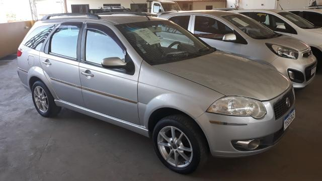FIAT PALIO 2008/2009 1.4 MPI FIRE ELX WEEKEND 8V FLEX 4P MANUAL - Foto 2