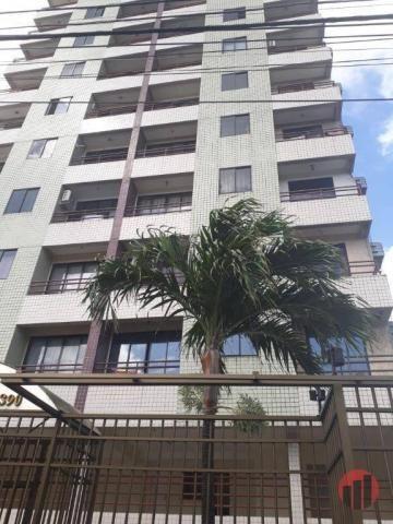 Apartamento com 2 dormitórios à venda, 65 m² por R$ 250.000,00 - José Bonifácio - Fortalez