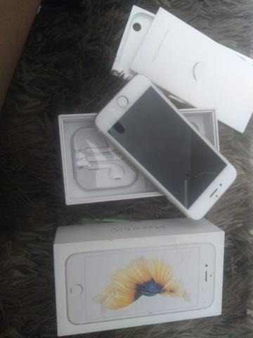 Vendo iPhone 6 s 16 gb novo completo