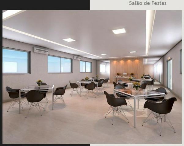 Apartamento 2Q Parque Macambira 100% financiado entrada facilitada - Foto 6