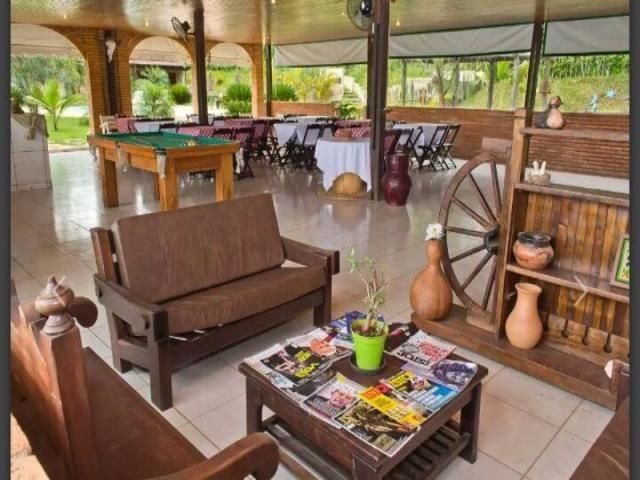 Hotel fazenda planaltina/df - aceita permuta