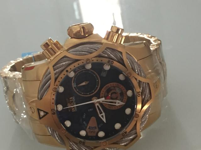 4c79b64fc55 Relógio invicta Venon Original